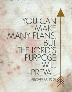 We Plan.....God Laughs  #Goodscripture