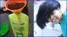 Shampoo Bomba de Café: Como Fazer + Como Lavar o Cabelo para Acelerar o ...