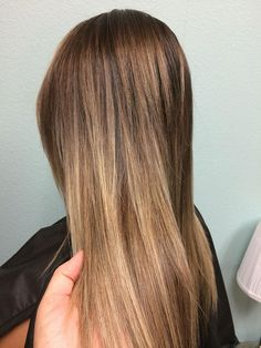 COLOR CORRECTION: Brassy Blonde to Sombre Brunette Using Balayage | Modern Salon