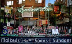 Lexington Candy Shop & Luncheonette