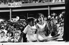 Jerry Schatzberg, Fans, The Beatles, New York, 1965