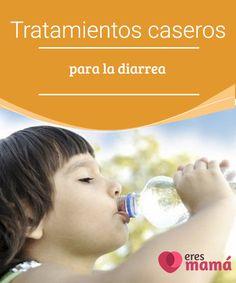 Tratamientos caseros para la diarrea   La #diarrea puede considerarse una #enfermedad común en los #niños, pero debe tratarse adecuadamente para impedir la #deshidratación del pequeño