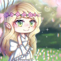 🌸🍃✨ [Inspired by son Dibujos Anime Chibi, Cute Anime Chibi, Anime Kawaii, Cute Characters, Cute Anime Character, Anime Characters, Kawaii Drawings, Cute Drawings, Anime Girl Brown Hair