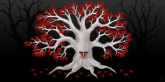 Weirwood by JohnLeedale on DeviantArt - Weirwood by JohnLeedale.devia… on - Game Of Thrones Tattoo, Pc Gaming Setup, Small Tats, The North Remembers, Cool Art, Awesome Art, House Stark, Fire And Ice, Unique Tattoos