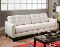 Chelsea Home Lexington Upholstered Sofa - Sofas & 779 usa Loveseats at Hayneedle