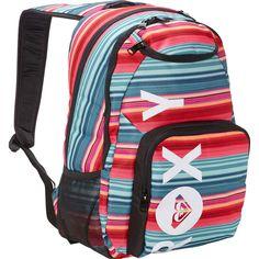 Roxy Shadow Swell Backpack - Coast