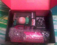 Harlot Beauty: Loot Crate November 2013