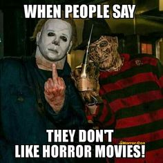 It's just a little horror.. https://www.youtube.com/watch?v=izFuYvbilmw