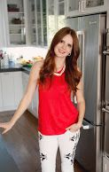 """love, love, love... Claire Thomas of """"The Kitchy Kitchen"""" and ABC's """"Food for Thought""""    #blogcrush, #tvshowcrush"""