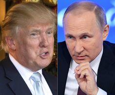 Why does Trump go googly-eyed for Putin? - The Washington Post
