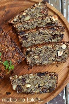 Bread Recipes, Cooking Recipes, Healthy Recipes, How To Make Bread, Food To Make, Good Food, Yummy Food, Gluten Free Cakes, Raw Vegan