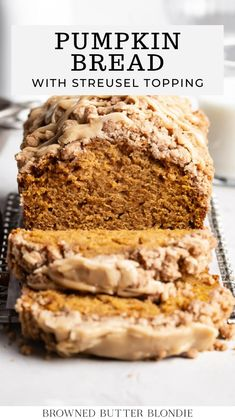 Spice Cake Recipes, Pumpkin Recipes, Fall Recipes, Bread Recipes, Pumpkin Butter, Pumpkin Bread, Basic Butter Cookies Recipe, Delicious Desserts, Yummy Food