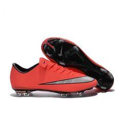 Acheter Chaussure de Football Hommes Nike Mercurial Vapor 10 FG Mangue Argent Turquoise pas cher en ligne 90,00€ sur http://cramponsdefootdiscount.com