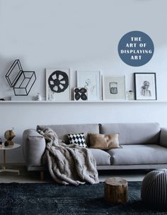 Mix : The art of displaying art