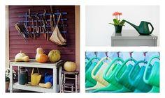 10 Ideas para organizar las herramientas de jardinería