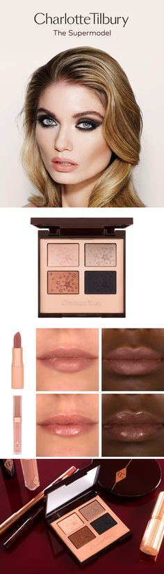 Charlotte Tilbury's new look, The Supermodel is here! | Beautylish