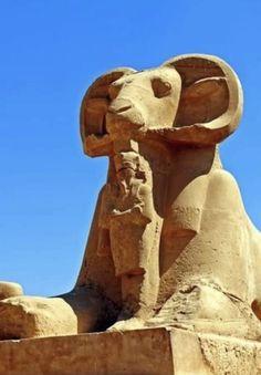 Sphinx, Luxor, Ancient Egypt, Lion Sculpture, Statue, Art, Art Background, Kunst, Performing Arts