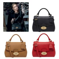 Mulberry Primrose bag; from the new collection.