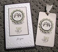 Little Birds Card