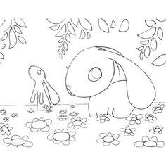 Cahier de coloriage Caprices Animaux de la forêt - 60 pages - Photo n°3