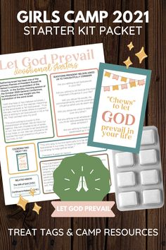 Girls Camp Activities, Secret Sister Gifts, Sleepaway Camp, Camping Theme, Let God, Your Girl, Word Of God, Lds, Young Women