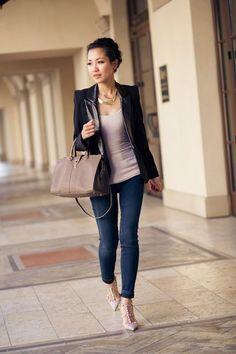 18 Increíbles Estilos Para Ir A La Oficina Sin Perder Lo Fashion. #FashionEnLaOficina