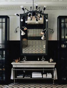 Black and White Deco