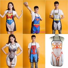Another Funny Apron Rp 70.000
