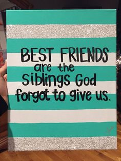 No way!!!!  God never makes a mistake.  No matter what.  There's a reason for everything!  If we had our best friends as siblings, maybe we wouldn't get along.  Your BFF may become ur sibling who would always be in arguments with u.  Point is,  God has a reason and the reason is reasonable someway.