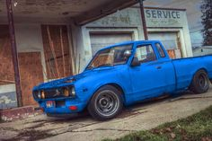The goal for the Datsun 620...