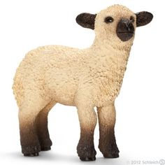 Shropshire Lamb (Schleich: Farm Life) at theBIGzoo.com, a family-owned gift shop with 12,000+ animal-themed items.