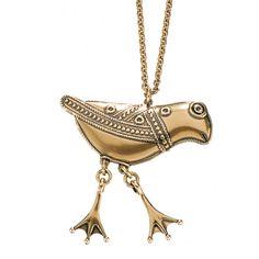 Kalevala Koru / Kalevala Jewelry / Bird of Hattula pendant My Home Design, Clean Design, House Design, Bird Jewelry, Jewelry Design, Importance Of Art, Bronze Jewelry, Jewelry Branding, Scandinavian Design