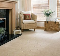 The Big Red Carpet Company selling Ulster Carpets Tazmin collection at the cheapest supply only prices across the web Quality Carpets, Classic Elegance, Contemporary, Modern, Accent Chairs, Armchair, Living Room, Interior Design, Cover