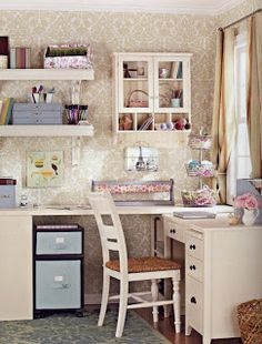 Room for a Desk, Part I