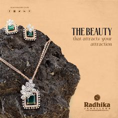 The Beauty that Attracts Your Attraction Pendant Set, Diamond Pendant, Diamond Jewellery, Diamond Rings, India Jewelry, Gold Jewelry, Wedding Art, Wedding Jewelry, Neck Piece