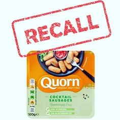 Quorn urgently recalls over packs of their vegetarian ready to eat cocktail sausages as they may contain pieces of metal. Check the link in bio for full details . Yorkshire Pudding Tray, Yorkshire Pudding Recipes, Gourmet Recipes, Snack Recipes, Healthy Recipes, Snacks, Quorn Recipes, Cocktail Sausages, Batter Mix