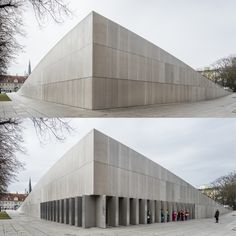 Image 24 of 24 from gallery of Robert Konieczny + KWK Promes' National Museum in Szczecin Named World Building of the Year 2016. National Museum in Szczecin - Dialogue Centre Przełomy / Robert Konieczny + KWK Promes. Image via World Architecture Festival