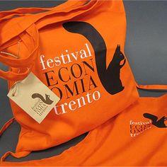 Festival Economia di Trento #shopper #creative #merchandising