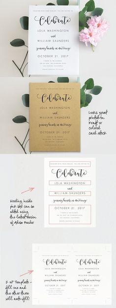 Wedding Itinerary Wpc Invitation Templates  Invitation