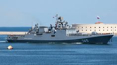 Russia may be planning a cruise missile barrage on Libyan targets.