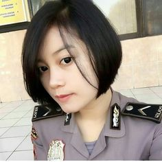 Indonesian Army Police Beautiful - Nona Jaman Now