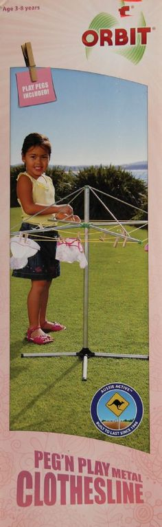 Orbit Metal Clothesline. Mr Toys Toyworld Online offers toys under $10 and the best range of Toys, Games and LEGO.