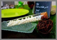 Eprouvette à dragees 15 cm - Eprouvette Déco Pas cher