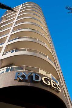 Rydges Cronulla in Pisa, Sydney, Tower, Building, Rook, Computer Case, Buildings, Construction