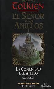 El Señor de los Anillos: La Comunidad del Anillo (Primera Parte)_ J.R.R. Tolkien