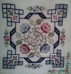 Cross Stitch Pattern Maker, Cross Stitch Borders, Cross Stitch Art, Cross Stitch Flowers, Modern Cross Stitch, Cross Stitch Designs, Cross Stitching, Cross Stitch Embroidery, Embroidery Patterns