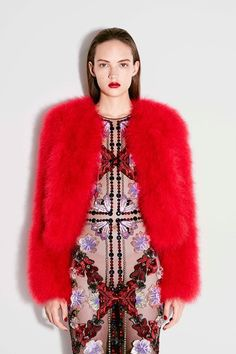 Alexander McQueen - Pre Autumn/Winter 2016-17 Ready-To-Wear New York Fashion Week