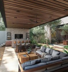 "gorgeous outdoor rooms will inspire your summer entertaining 36 > Fieltro.Net - gorgeous outdoor rooms will inspire your summer entertaining 36 > Fieltro.Net""> 79 Gorgeous Outdoor Rooms Will Inspire Your Summer Entertaining > Fieltro. Outdoor Living Rooms, Outdoor Spaces, Outdoor Decor, Living Spaces, Outdoor Bedroom, Terrasse Design, Design Exterior, Backyard Patio Designs, Patio Ideas"