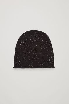 COS | Speckled cashmere hat