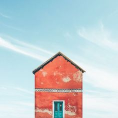 Gallery of Lonely Houses: Sejkko's Surreal Photos of Traditional Portuguese Homes - 13